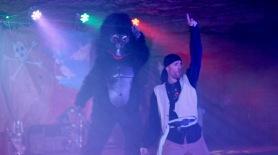 Ben et le gorille