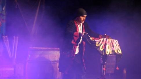 Ben le magicien pirate